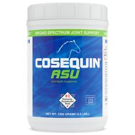Nutramax Cosequin ASU Joint Health Horse Supplement, 2.86-lb tub
