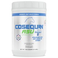 Nutramax Cosequin ASU Plus Hyaluronic Acid & Green Tea Extract Joint Health Horse Supplement, 2.3-lb tub