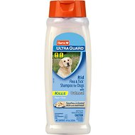Hartz UltraGuard Rid Flea & Tick Oatmeal Dog Shampoo, 18-oz bottle
