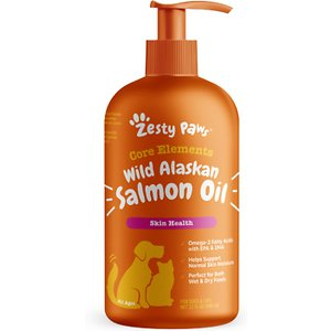 Zesty Paws Pure Salmon Oil
