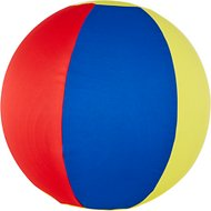 Horsemen's Pride Mega Ball Cover Horse Toy, Beach Ball, 25-in