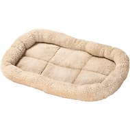 Paws & Pals Pet Bed Mat, Beige, Small