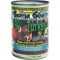 Gentle Giants Canine Nutrition 90% Turkey Grain-Free Canned Dog Food
