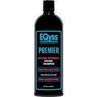 EQyss Grooming Products Natural Botanical Color Intensifying Horse Shampoo, 32-oz bottle