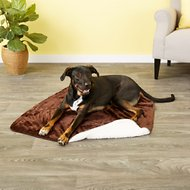 American Kennel Club Micro Sherpa Pet Blanket, Brown