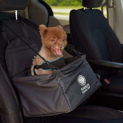 Pet Booster Seat >> American Kennel Club Pet Booster Seat Black Chewy Com