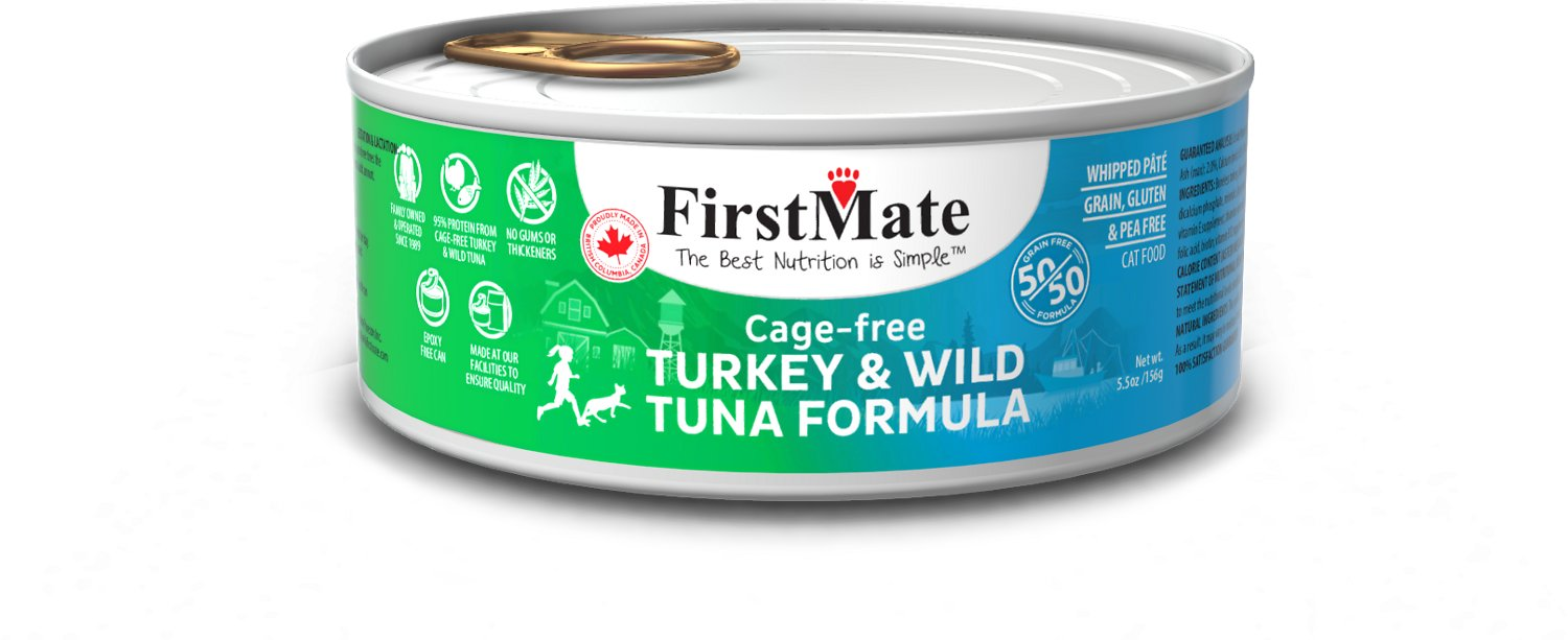 First Mate Cat Food Price