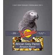 Volkman Avian Science Super African Grey Parrot & Amazon Parrot Food, 4-lb bag
