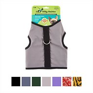 Kitty Holster Cat Harness, Gray, Small/Medium