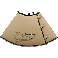 Comfy Cone E-Collar for Dogs & Cats, Tan, X-Large