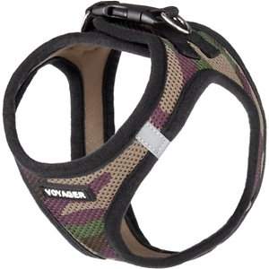Best Pet Supplies Voyager Army Base Mesh Dog Harness