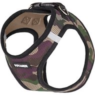 Best Pet Supplies Voyager Army Base Mesh Dog Harness, Large