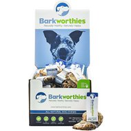 Barkworthies Small Elk Antler Burr Chew, case of 25