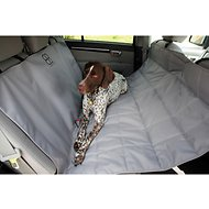 Petego Hammock Bench Seat Protector, Gray, X-Large