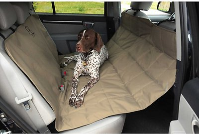 Petego Hammock Bench Seat Protector Tan X Large Chewy Com