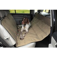 Petego Hammock Bench Seat Protector, Tan, X-Large