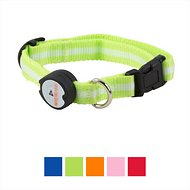 Nite Beams LED Pet Collar, Small, Green