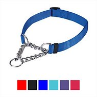 Guardian Gear Martingale Dog Collar, Small, Blue