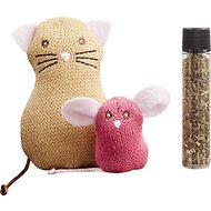 Petlinks Knit Nipper Refillable Catnip Cat Toy