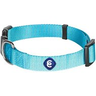 Blueberry Pet Classic Solid Dog Collar, Turquoise, X-Small