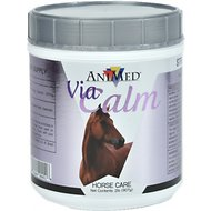 AniMed Via-Calm Horse Supplement, 2-lb tub