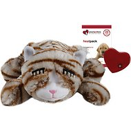 Smart Pet Love Snuggle Kitty Behavioral Aid Cat Toy, Tan Tiger
