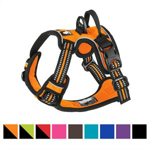 Reflective Front Clip Dog Harness for Hiking