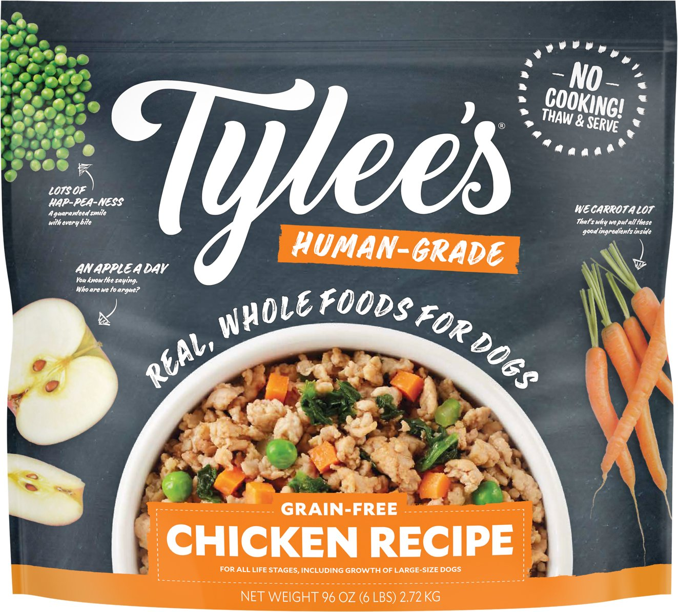 Tylees Dog Food Reviews