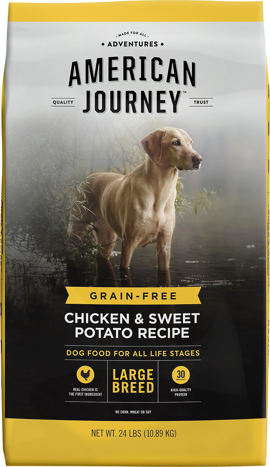 American journey large breed chicken sweet potato recipe grain video forumfinder Image collections