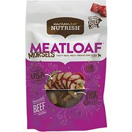 Rachael Ray Nutrish Meatloaf Morsels Homestyle Beef Recipe Dog Treats, 3-oz bag