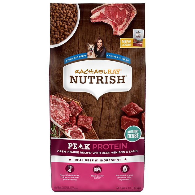 Rachaelray Peak Dog Food Reviews