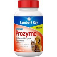 PetAg Prozyme All Natural Enzyme Dog & Cat Powder Supplement, 454g container