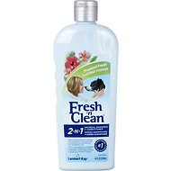 PetAg Fresh 'N Clean Topical Fresh 2-in-1 Oatmeal Dog Shampoo & Conditioner, 18-oz bottle