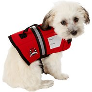 Paws Aboard Lifeguard Neoprene Dog Life Jacket, XX-Small