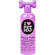 Pet Head Feeling Flaky Shampoo for Dry & Sensitive Skin