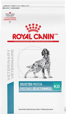 royal canin novel protein diets