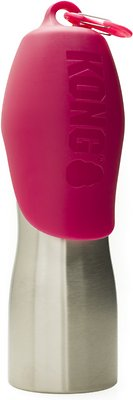 KONG H2O Stainless Steel Dog Water Bottle
