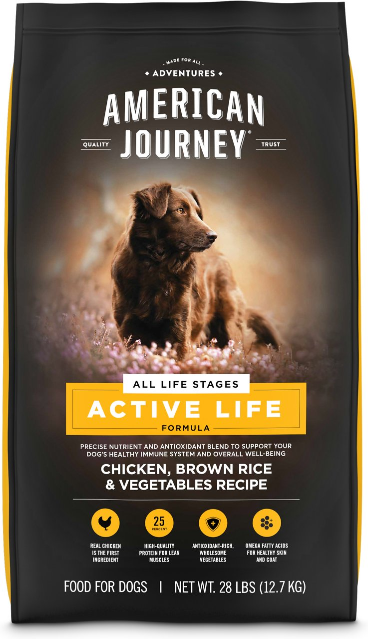 American journey chicken brown rice recipe dry dog food 28 lb bag video forumfinder Image collections