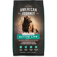 American Journey Lamb & Brown Rice Recipe Dry Dog Food, 14-lb bag