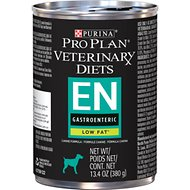 Purina Pro Plan Veterinary Diets Low Fat EN Gastroenteric Formula Canned Dog Food, 13.4-oz, case of 12