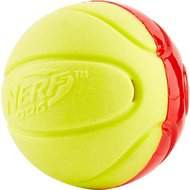 Nerf Dog Squeaker TPR Foam Ball Dog Toy, Small
