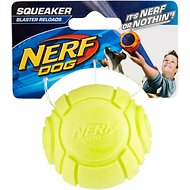 Nerf Dog Chew Solid Foam Sonic Ball Dog Toy, 1 Pack, Small