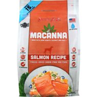 Grandma Lucy's Macanna Salmon Recipe Freeze-Dried Grain-Free Dog Food, 3-lb bag
