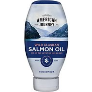 American Journey Wild Alaskan Salmon Oil Liquid Dog & Cat Supplement, 18-oz bottle