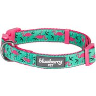 Blueberry Pet Spring Prints Nylon Dog Collar
