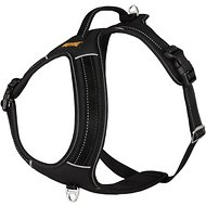 Mighty Paw Padded Sports Dog Harness, Black, Large