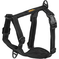 Mighty Paw Vehicle Safety Dog Harness, Black, Small