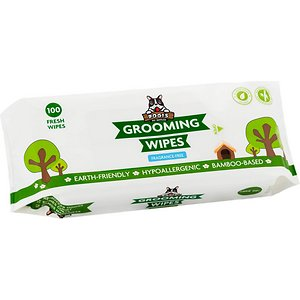 Pogi's Pet Supplies Deodorizing Wipes for Dogs & Cats, 100 count