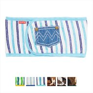 Alfie Pet Belly Band Male Dog Wrap, Medium, Turquoise
