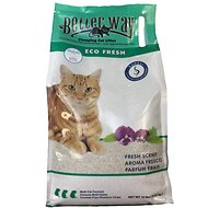 Better Way Eco Fresh Cat Litter, 12-lb bag
